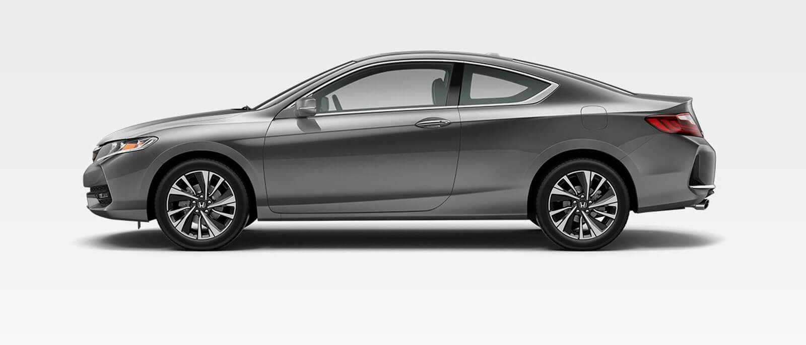 2017 Honda Accord Coupe side view