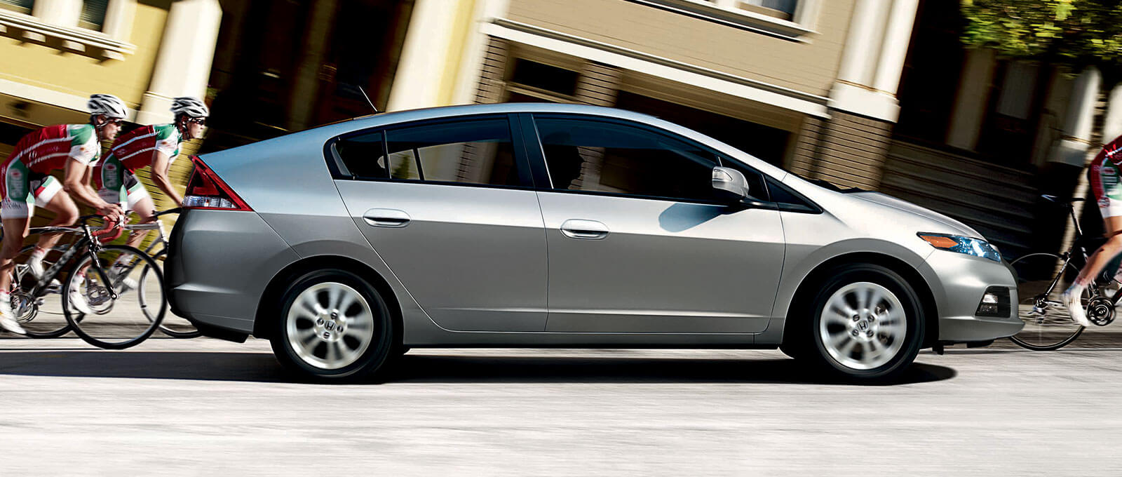 2014 Honda Insight side view