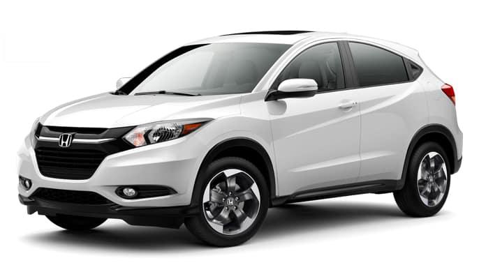 2018 HR-V EX AWD