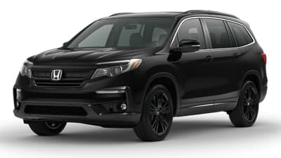 2021 PILOT SE AWD SUV