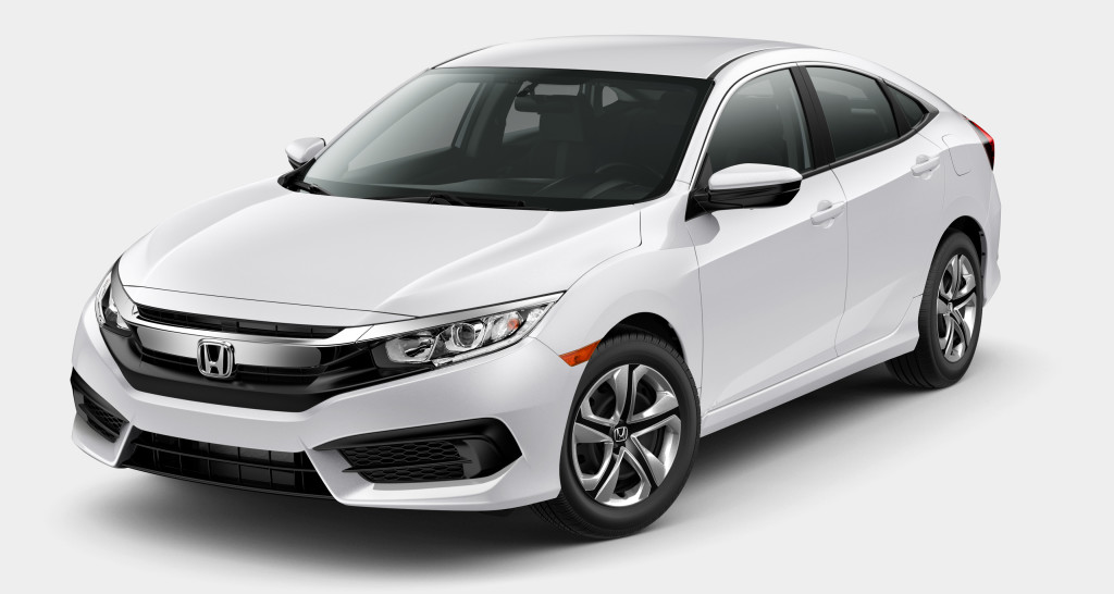 2017 CIVIC LX 2.0 MANUAL SEDAN