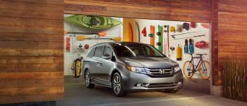 Clean Garage - 2017 Honda Odyssey