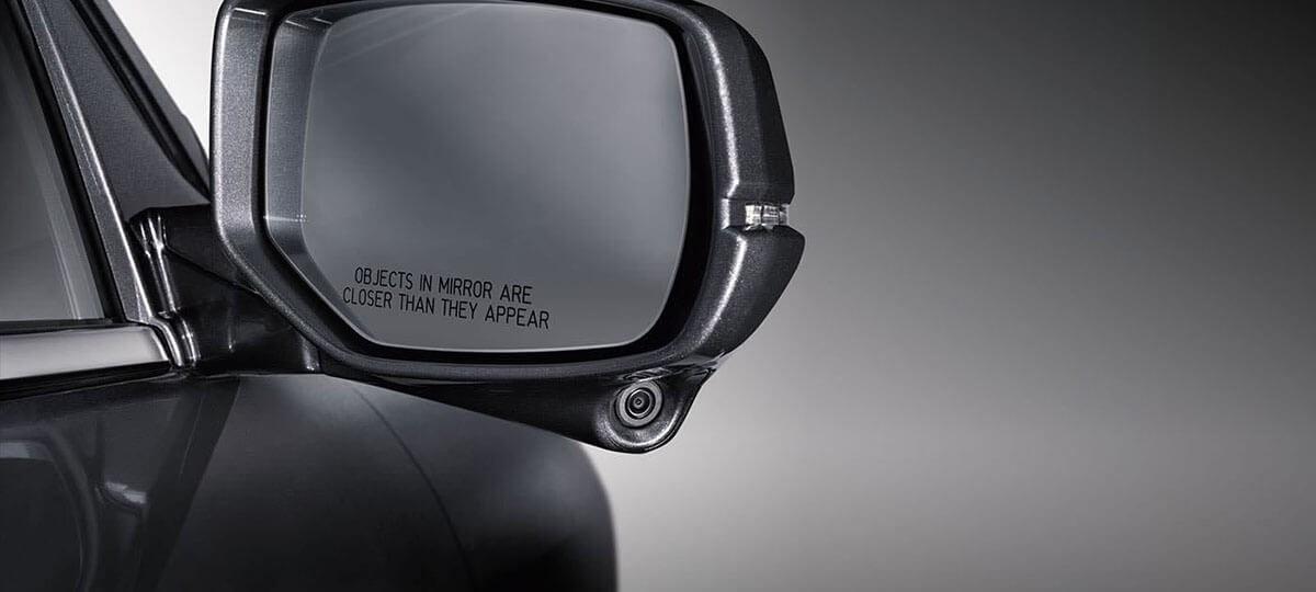 2017 Accord Sedan EX Passenger Mirror