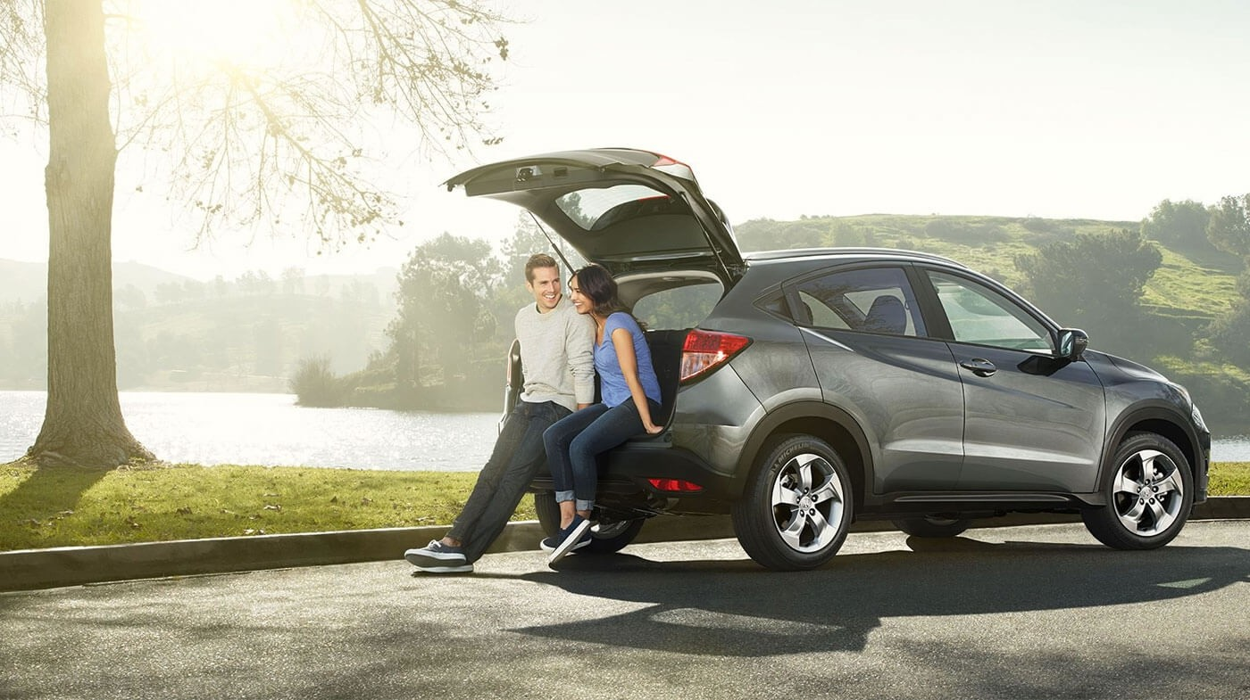 2017 Honda HR-V at the Park