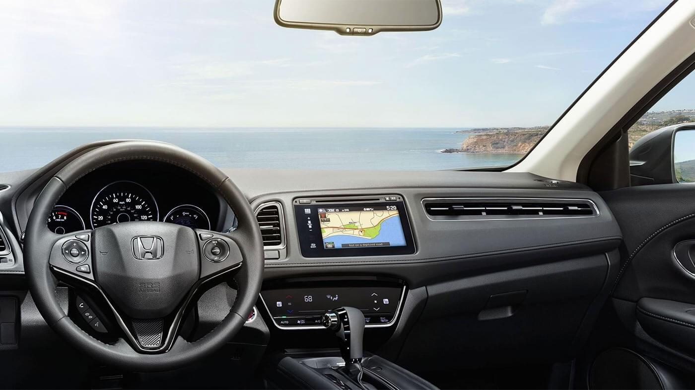 2017 Honda HR-V EX Dash