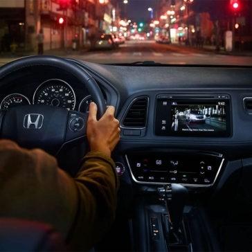 2017 Honda HR-V Interior Front Seat