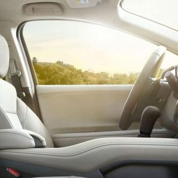 2017 Honda HR-V EX L Seats