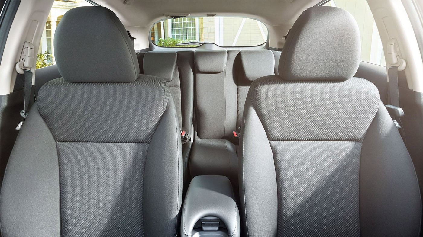 2017 Honda HR-V LX Seating