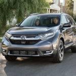 2017 Honda CR-V thumbnail