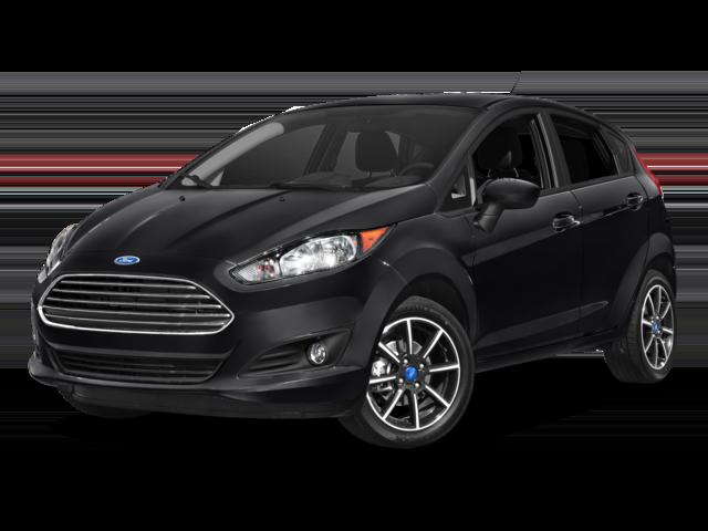 2017 Honda Fit. 2017 Ford Fiesta Hatchback