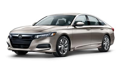 2018 ACCORD 1.5 Turbo LX SEDAN