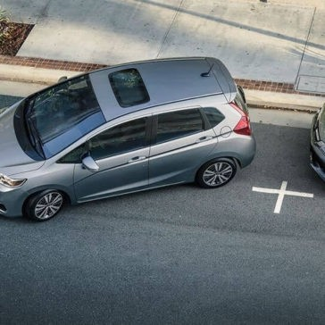 2018 Honda FIt Parking Assist