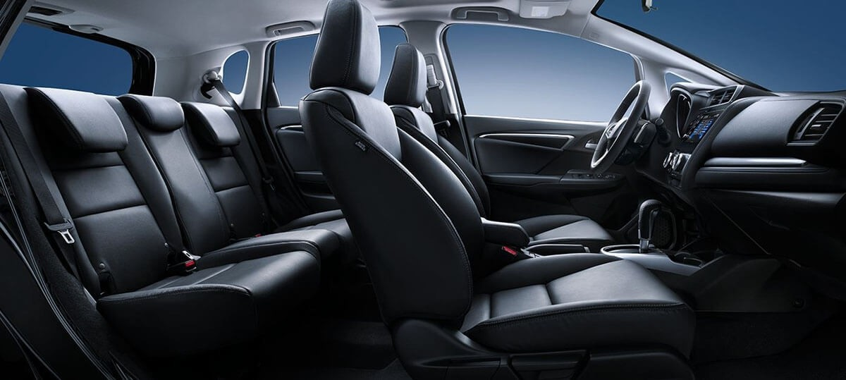 2018 Honda Fit Passenger Seating