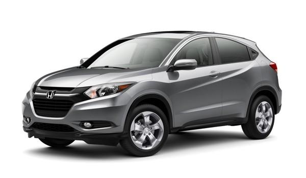 2017 HR-V EX AWD