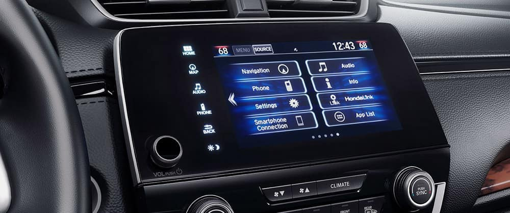 2018 Honda CR-V Entertainment System