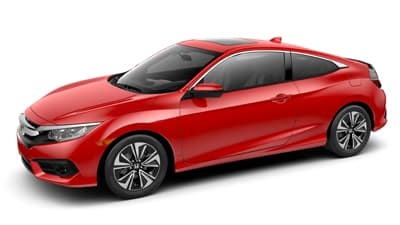 2017 CIVIC COUPE EX-T Manual Transmission