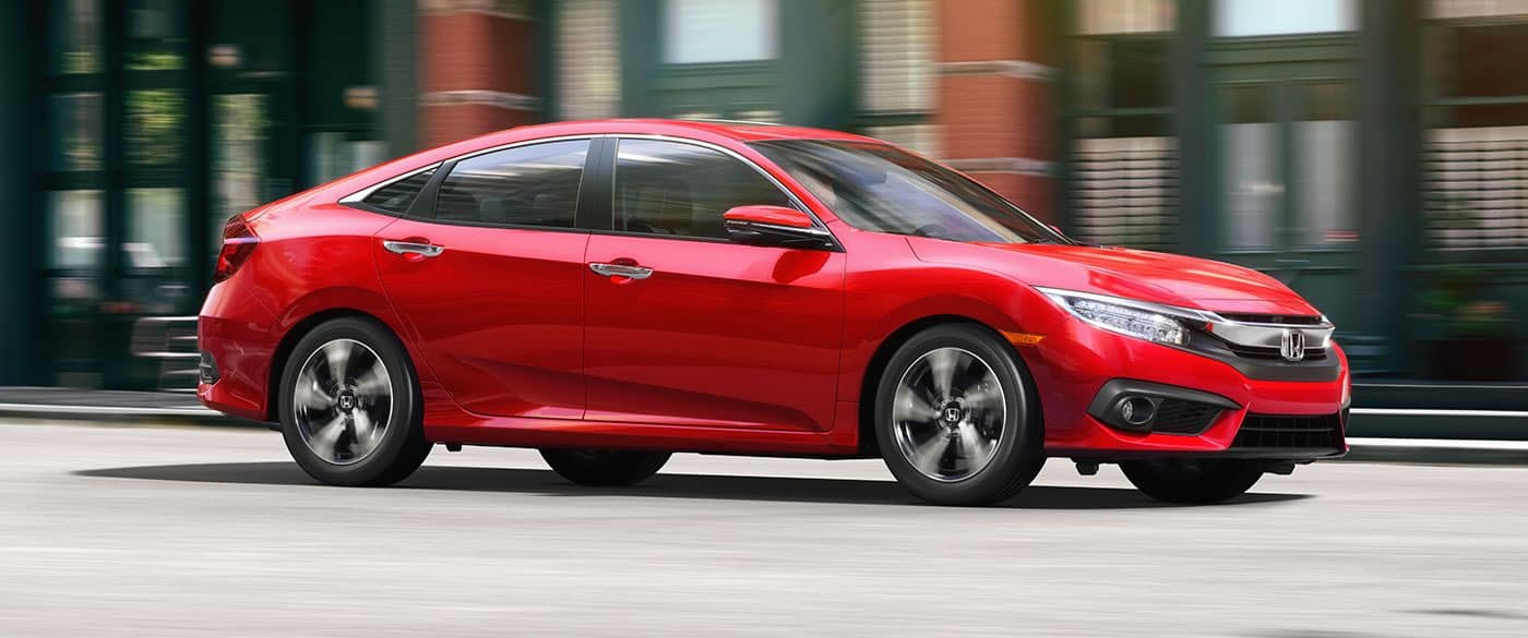 2018 civic sedan slight pass profile