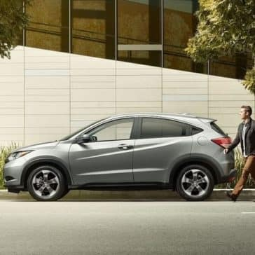 2018 Honda HR-V Exterior Side View
