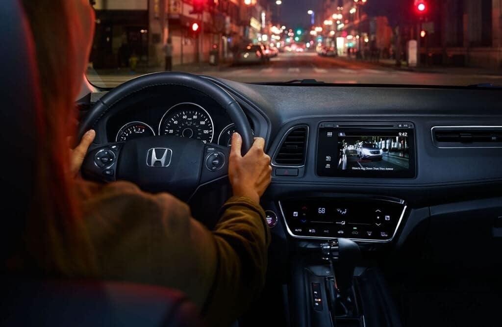 2018 Honda HR V Front Interior