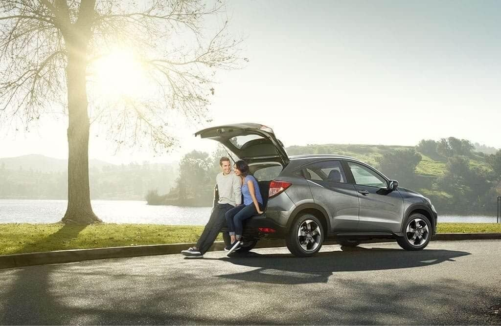 2018 Honda HR V Rear Exterior