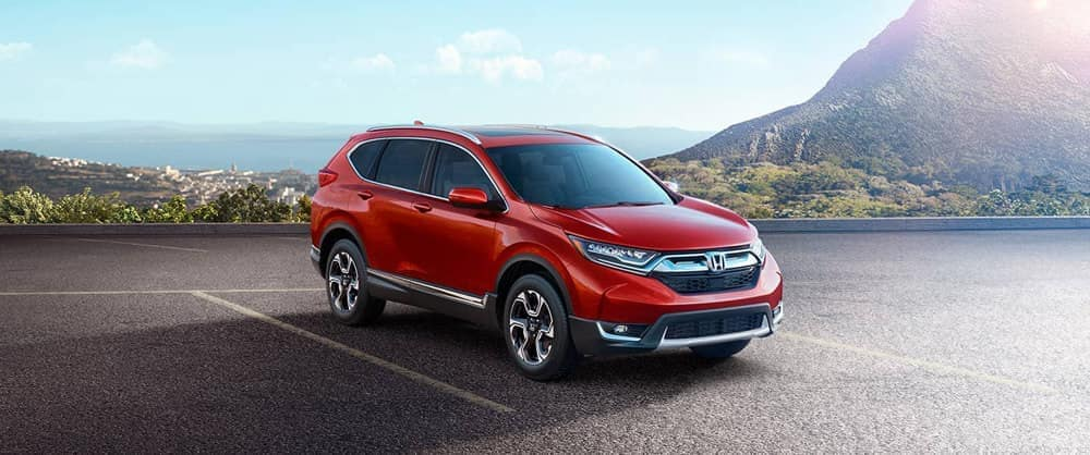 2018 Honda CR-V ext