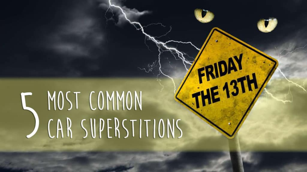5 Most Common Car Superstitions