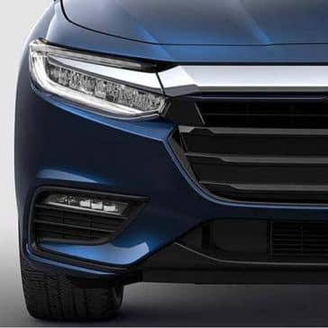 2019 insight ext style LED headlights