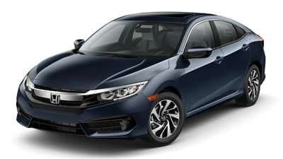 2018 CIVIC EX 2.0 SEDAN