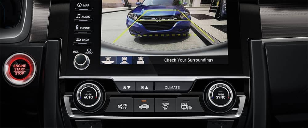 2019 Honda Civic Sedan rear camera