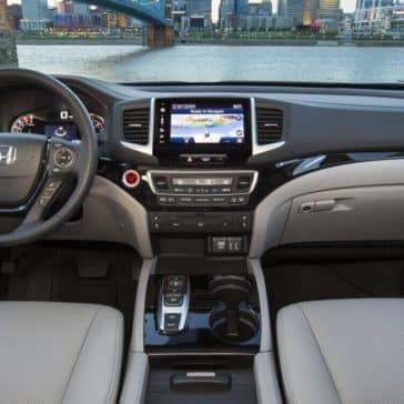 Honda Pilot Dashboard