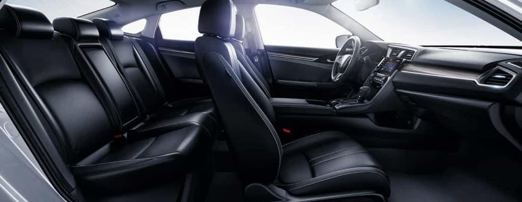 2019 Honda Civic Interior Features Silko Honda