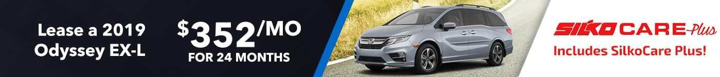 Silko Honda Odyssey Lease