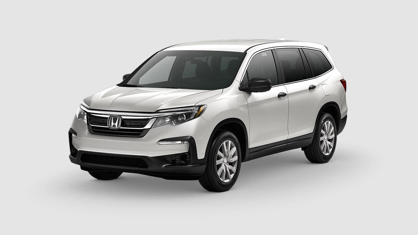 Honda Pilot Models >> 2019 Honda Pilot Configurations Lx Ex Ex L Touring Elite