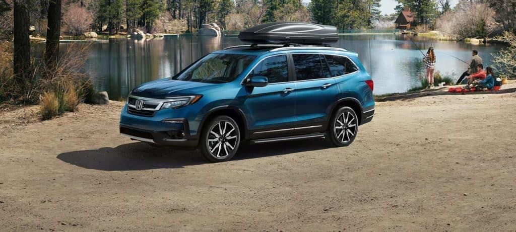 2019 honda pilot elite lease deals