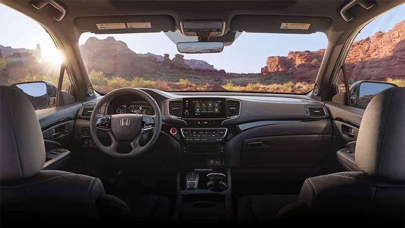 2019 Honda Passport Interior Design