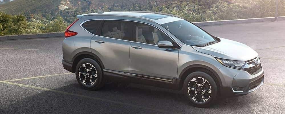 2019 Honda CR-V Silver