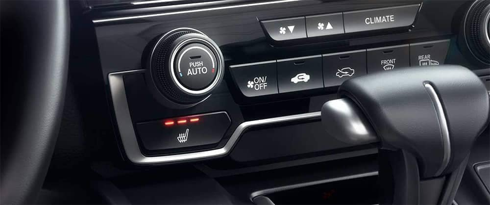 2019 Honda CR V Climate Control Features