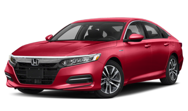 2019 honda accord sedan red