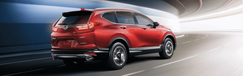 Red 2019 Honda CR-V