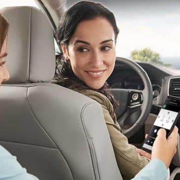 2020 Honda Pilot Passengers