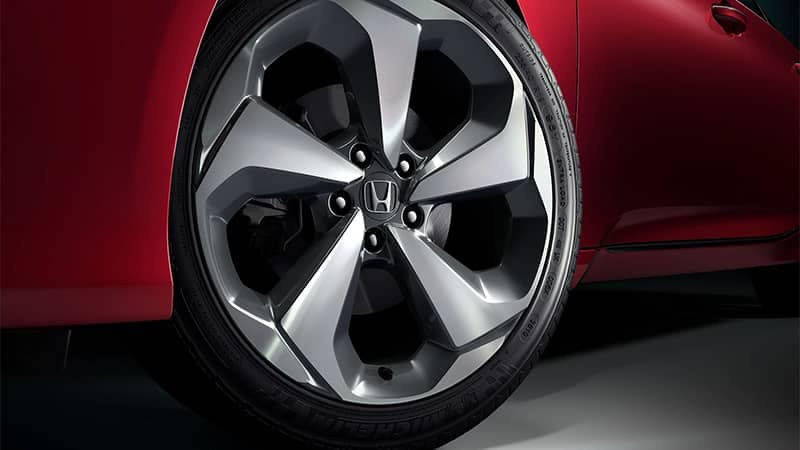Honda Accord Wheel Closeup