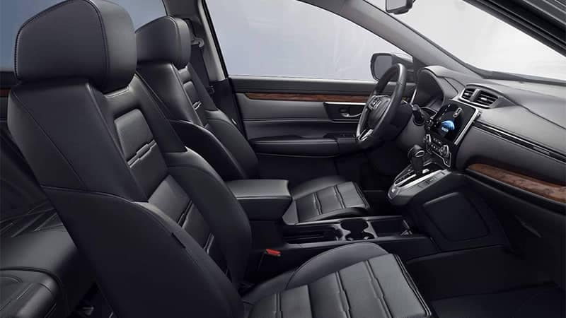Honda CR-V Interior Front Seating