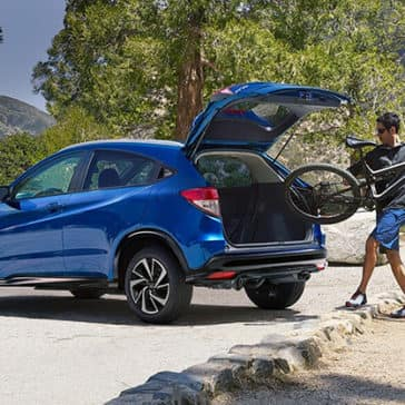 2020 Honda HR-V Open Trunk
