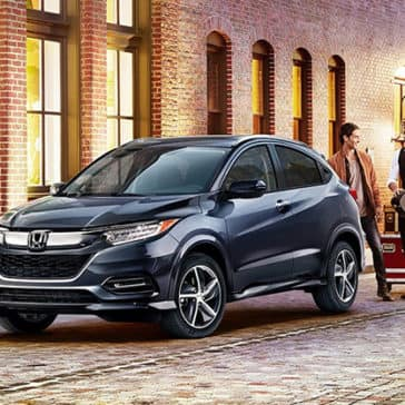 2020 Honda HR-V Parked