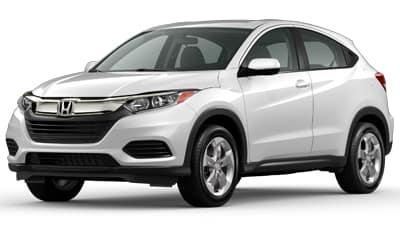 2021 HR-V LX AWD