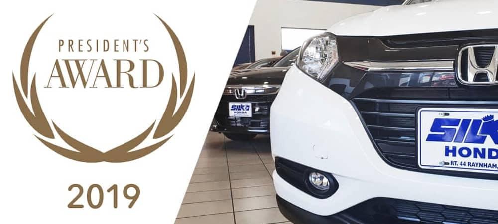 Silko Honda 2019 President's Award