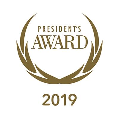 Silko Honda President's Award 2019