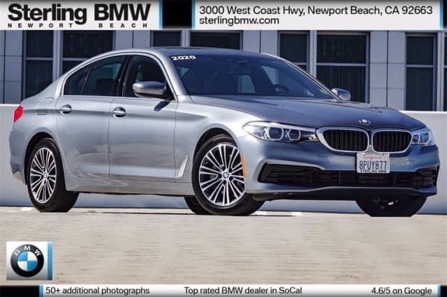 Pre-Owned 2020 BMW 5 Series 530i xDrive AWD