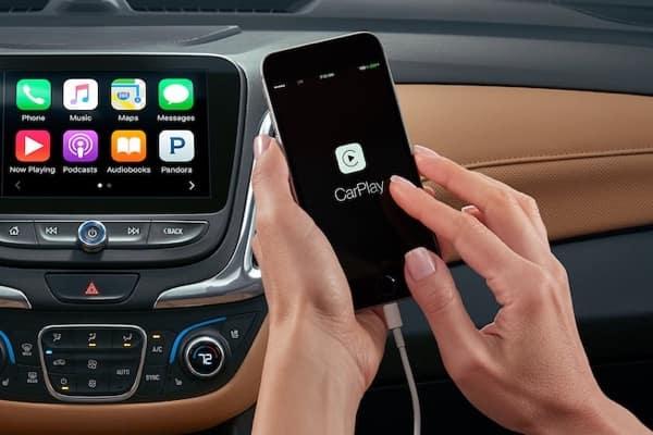 Chevrolet MyLink Smartphone App Integration
