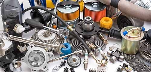 Assorted Auto Parts